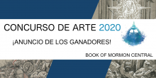 Concurso de Arte de Book of Mormon Central 2020